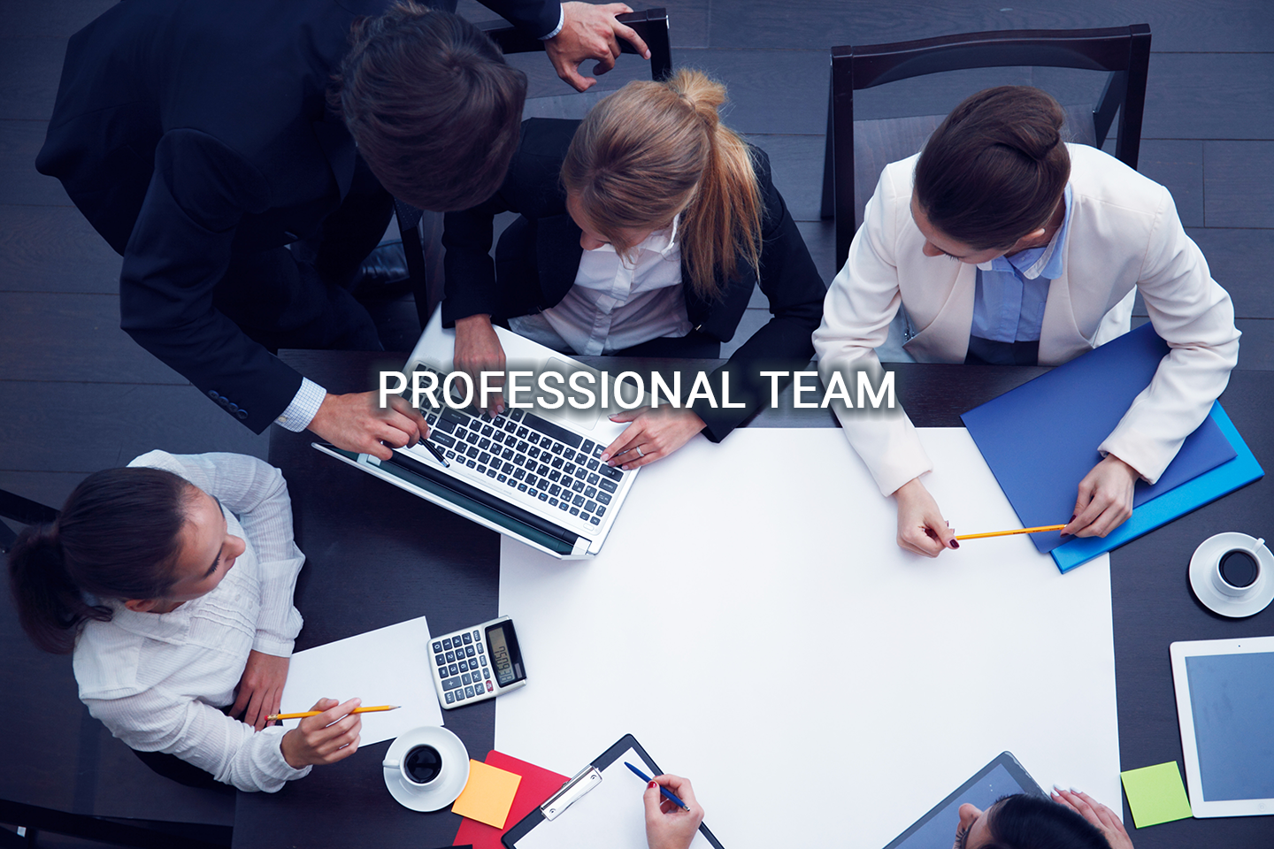 Our Dedicated Team of Professionals